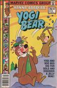 Yogi Bear (Marvel) #5