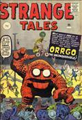 Strange Tales (UK Edition) #90