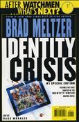 Identity Crisis #1  - 5th printing