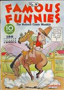 Famous Funnies #14