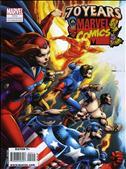Marvel Comics 70th Anniversary Celebration Magazine #1 Variation A