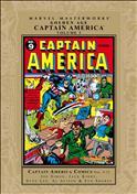 Marvel Masterworks: Golden Age Captain America #3 Hardcover