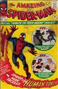 The Amazing Spider-Man (UK Edition) #8
