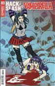 Hack/Slash vs. Vampirella #3 Variation A