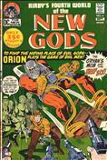 The New Gods (1st Series) #4