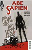 Abe Sapien: The Devil Does Not Jest #1