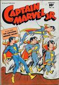 Captain Marvel Jr. #58