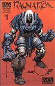 Ragnarok (IDW) #1 Variation B