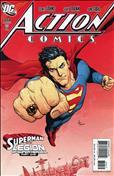 Action Comics #858  - 2nd printing
