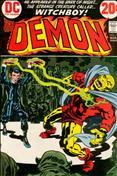 The Demon (1st Series) #7