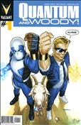 Quantum & Woody (2nd Series) #1