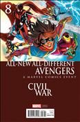 All-New, All-Different Avengers #8 Variation A