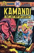 Kamandi, the Last Boy on Earth #35