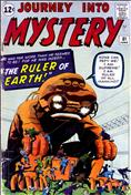 Journey into Mystery (1st Series) #81
