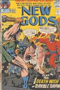The New Gods (1st Series) #8