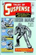 Tales of Suspense #39  - 3rd printing