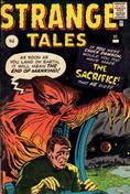 Strange Tales (UK Edition) #91