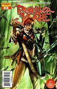 Painkiller Jane (Vol. 2) #1 Variation B