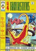 4 Fantásticos, Los (Ediciones Vertice, 2nd Series) #2