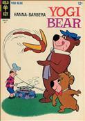 Yogi Bear (Gold Key) #21