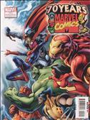 Marvel Comics 70th Anniversary Celebration Magazine #1 Variation B