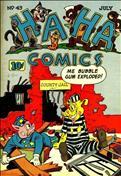 Ha Ha Comics #43