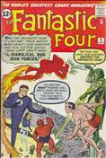 Fantastic Four (Vol. 1) #6