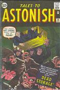 Tales to Astonish (Vol. 1) #33