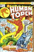 The Human Torch (2nd Series) #4