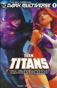 Tales From the Dark Multiverse: Teen Titans: The Judas Contract #1 Variation A