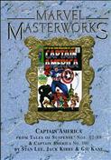 Marvel Masterworks: Captain America #2 Variation A