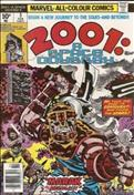 2001, A Space Odyssey (UK Edition) #3