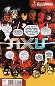 Avengers & X-Men: Axis #1 Variation C