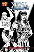 Xena (Dynamite, Vol. 2) #2 Variation E