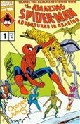 Adventures in Reading Starring the Amazing Spider-Man (Vol. 2) #1