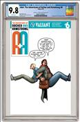 A&A: The Adventures of Archer & Armstrong #6 Variation D