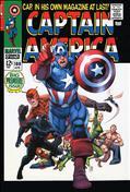 Captain America Omnibus #1 Hardcover