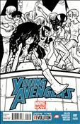 Young Avengers (2nd Series) #1  - 2nd printing