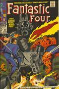 Fantastic Four (Vol. 1) #80