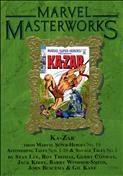 Marvel Masterworks: Ka-Zar #1 Variation A