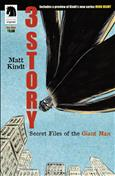 3 Story: The Secret Files of the Giant Man #1