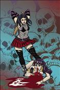 Hack/Slash vs. Vampirella #3 Variation C