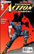 Action Comics (2nd Series) #1  - 2nd printing
