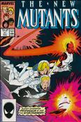 The New Mutants #51