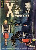 X, the Man With the X-Ray Eyes #1