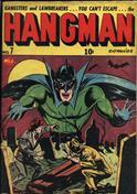 Hangman Comics #7