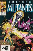 The New Mutants #54
