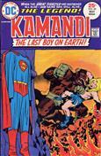 Kamandi, the Last Boy on Earth #29