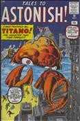 Tales to Astonish (Vol. 1) #10