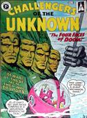 Challengers of the Unknown (Thorpe & Porter) #4